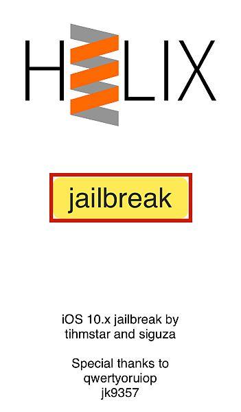H3lix App UI With Jailbreak Option