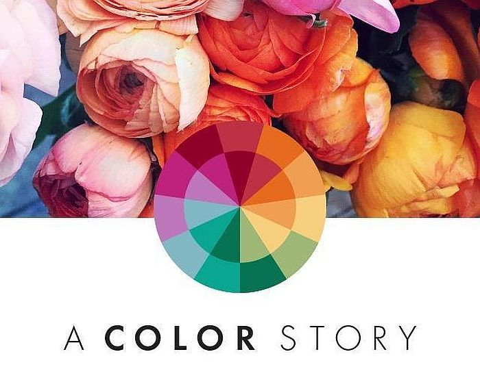 A Color Story Branding
