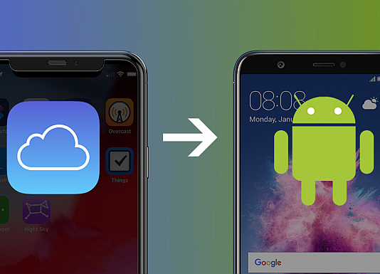 How To Transfer iCloud To Android Without Hassle Using 3 Methods