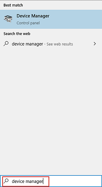 Search Result for Device Manager Search