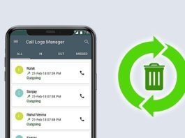 How To Recover Deleted Call Log And Lost Call History On Android In Three Ways