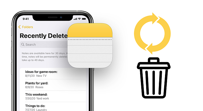 How To Recover Permanently Deleted Notes On iPhone In 4 Ways: Check Free Solutions As Well!