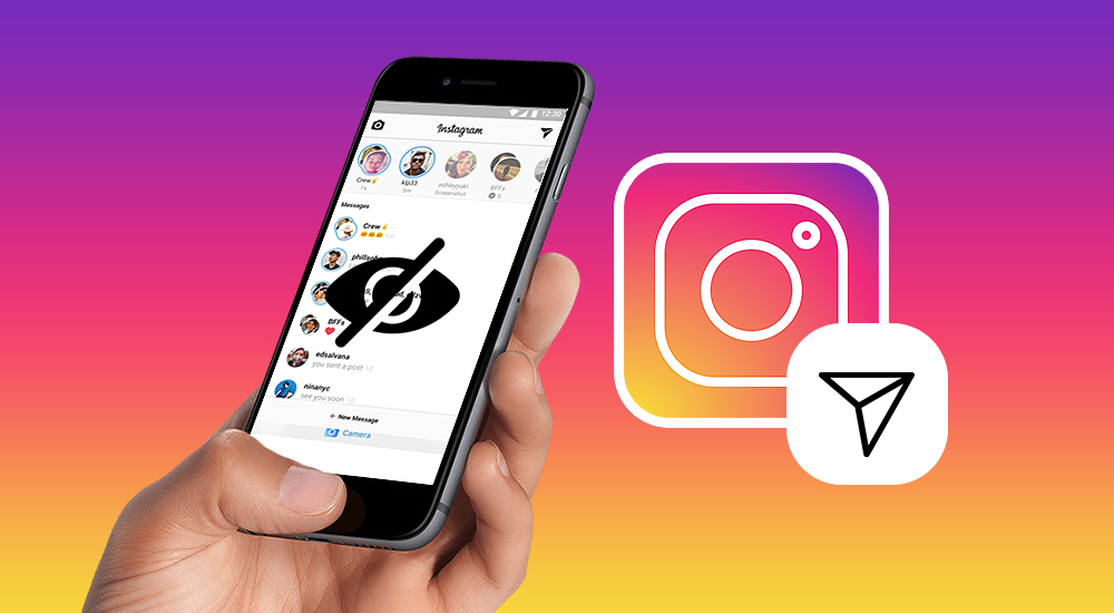 Read Instagram Messages Without Being Seen