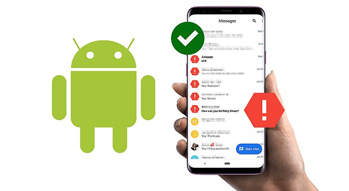 How To Retrieve Blocked Text Messages On Samsung Or Android