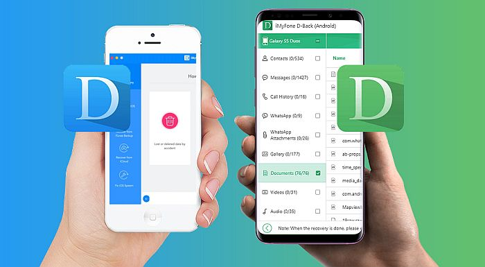 iMyFone D-Back Review: All You Need To Know About This Data Recovery Software On iPhone And Android