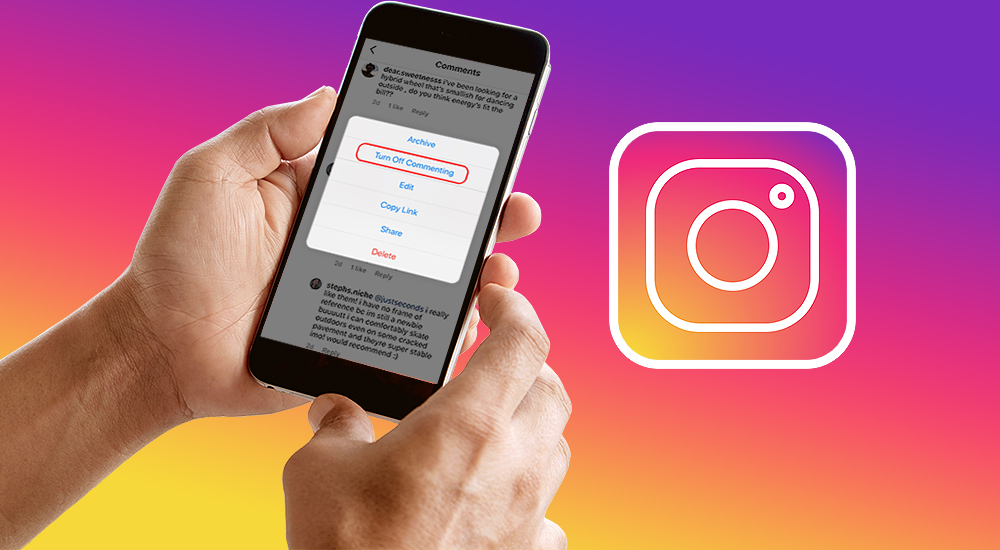 Disable Comments On Instagram Photos Or Videos