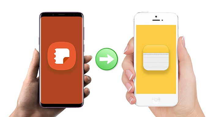 How To Transfer Notes From Android To iPhone In 3 Ways