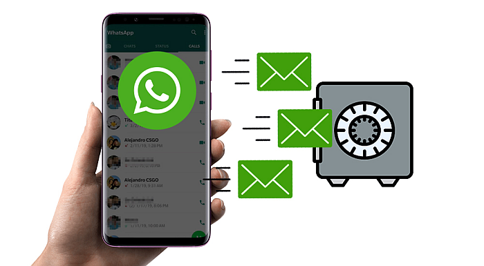 Where Are WhatsApp Messages Stored On Android, iPhone, and PC?
