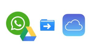 How To Transfer WhatsApp Backup From Google Drive To iCloud In Three Steps: Check It Out!