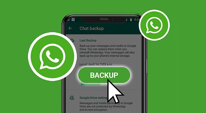 How To Do WhatsApp Local Backup And Why You May Need That