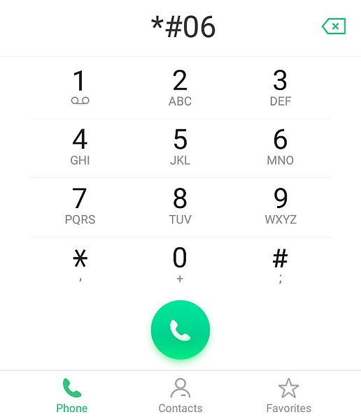 Android phone dialer app